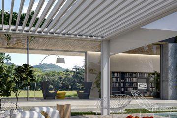 Terrassen- & Lamellendächer
